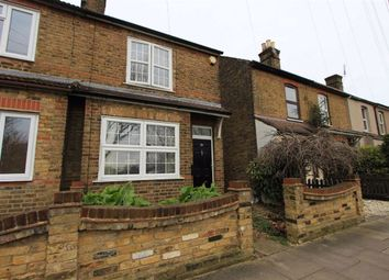 Thumbnail 2 bed end terrace house for sale in Marks Road, Romford