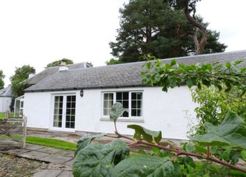 Thumbnail 1 bed cottage to rent in Peebles