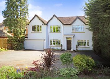 Thumbnail 5 bed detached house to rent in Windsor Road, Gerrards Cross, Buckinghamshire