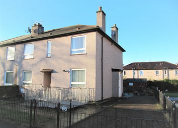 Thumbnail 2 bed flat for sale in 66 Abbott Crescent, Clydebank