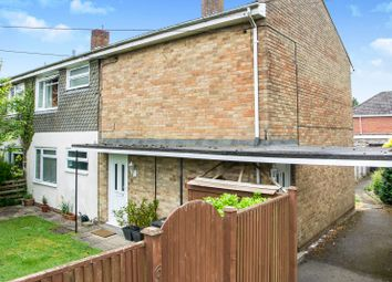 Thumbnail 2 bed maisonette for sale in Elmay Houses, Graspan Road, Faberstown, Andover, Hampshire