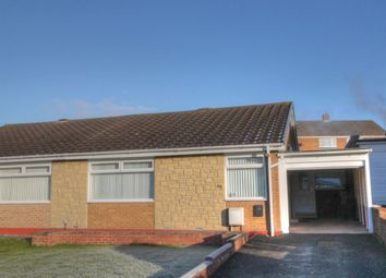 Thumbnail 2 bed bungalow for sale in Beckside Gardens, Chapel House, Newcastle Upon Tyne
