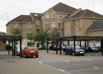 Thumbnail 2 bed flat to rent in Swan Close, Swindon