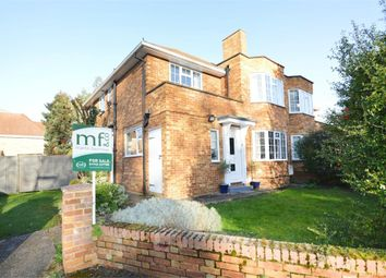 Thumbnail 2 bed maisonette for sale in Gladsmuir Close, Walton-On-Thames, Surrey