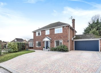 Thumbnail 4 bed detached house for sale in Mayfields, Sindlesham, Wokingham, Berkshire