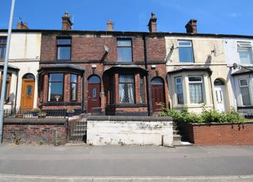 Thumbnail 2 bed terraced house to rent in Wash Lane, Bury