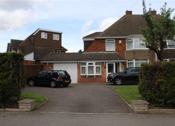 Thumbnail 3 bed semi-detached house for sale in Buckingham Road, Castle Bromwich, Birmingham
