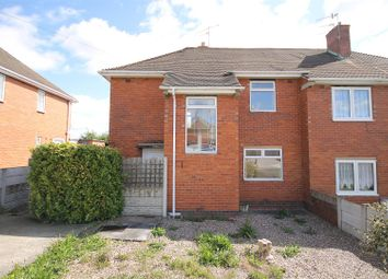 Thumbnail 3 bed semi-detached house for sale in Grangewood Road, Birdholme, Chesterfield