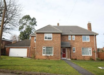 Thumbnail 4 bed detached house for sale in Douglas Road, West Kirby, Wirral