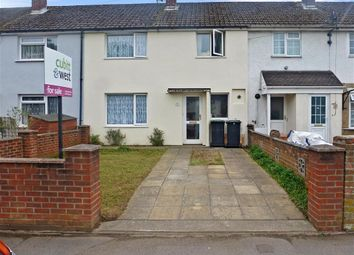 Thumbnail 3 bed terraced house for sale in Barncroft Way, Havant, Hampshire