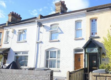 Thumbnail 3 bed terraced house for sale in Garfield Avenue, Bournemouth