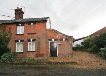Thumbnail Semi-detached house to rent in Chapel Street, New Buckenham, Norwich