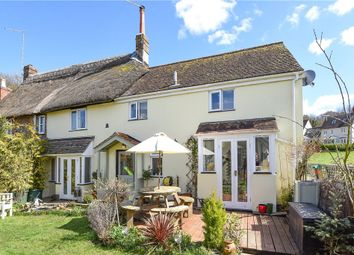 Thumbnail 3 bed semi-detached house for sale in South Holme, Stourpaine, Blandford Forum, Dorset