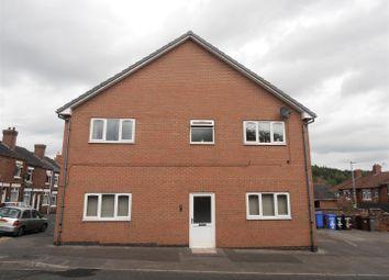 Thumbnail 1 bed flat to rent in Bracken Street, Fenton, Stoke-On-Trent