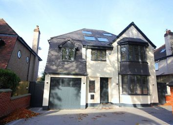 Thumbnail 5 bed detached house for sale in Woolton Road, Woolton, Liverpool