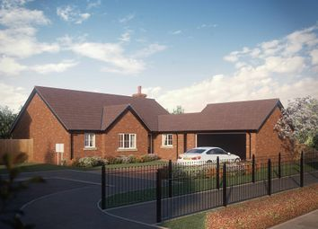 Thumbnail 3 bed detached bungalow for sale in Off Shrewsbury Road, Hadnall