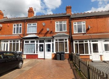Thumbnail 2 bedroom terraced house to rent in Harman Road, Wylde Green, Sutton Coldfield