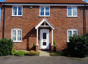 Thumbnail 3 bed detached house for sale in Ambassador Walk, Spalding
