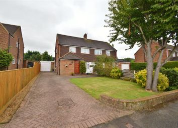 Thumbnail 2 bed semi-detached house for sale in Orchard Avenue, Aylesford