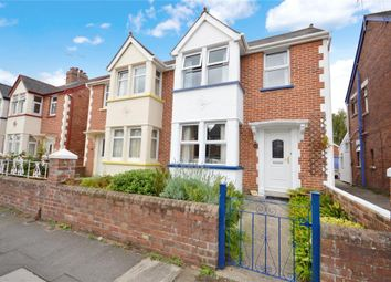 Thumbnail 3 bed semi-detached house for sale in Wardrew Road, Exeter, Devon