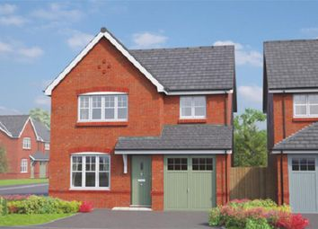 Thumbnail 3 bed detached house for sale in The Kingston, Erddig Place, Wrexham