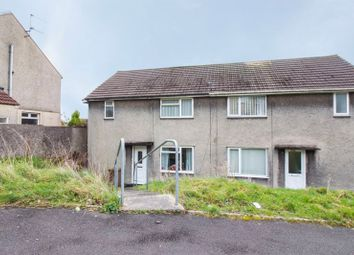Thumbnail 3 bed semi-detached house for sale in Heol Graigwen, Caerphilly