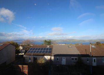 Thumbnail 3 bed end terrace house for sale in Glenside Road, Port Glasgow