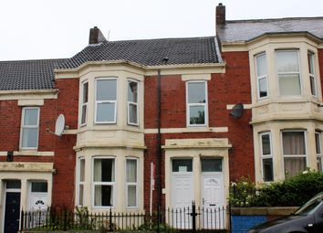 Thumbnail 3 bed flat to rent in Atkinson Road, Benwell, Newcastle