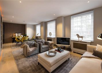 Thumbnail 4 bed flat to rent in Swan Court, Chelsea Manor Street, London