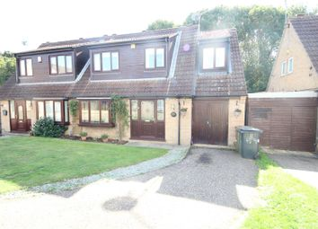 Thumbnail 4 bed semi-detached house for sale in Wingfield, Orton Goldhay, Peterborough