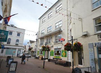 Thumbnail 3 bed flat for sale in Charlton Court, Bank Street, Teignmouth, Devon