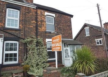 Thumbnail 3 bed end terrace house for sale in Sheffield Road, Woodhouse, Sheffield
