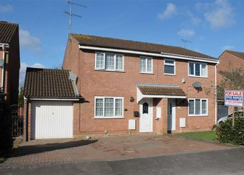 Thumbnail 3 bed semi-detached house for sale in Oakley Way, Bream, Lydney