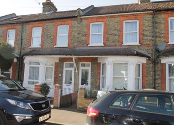 Thumbnail 3 bed terraced house for sale in Kings Road, Belmont