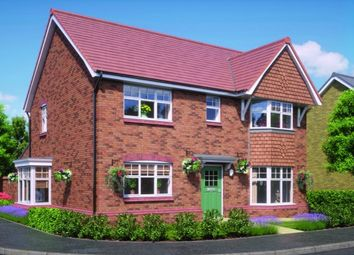 Thumbnail 4 bed detached house for sale in Barrowcroft Green, Standish, Wigan