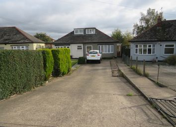 Thumbnail 1 bed semi-detached bungalow for sale in Common Lane, Hucknall, Nottingham