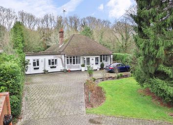 Thumbnail 4 bed detached bungalow for sale in Radford Road, Tinsley Green, Crawley, West Sussex