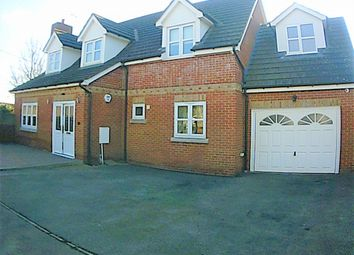 Thumbnail 4 bed detached house to rent in Orsett Heath, Essex