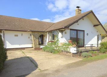 Thumbnail 3 bed detached bungalow for sale in Clavertye, Elham, Canterbury