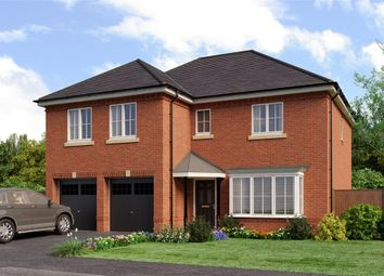 """Thumbnail 5 bed detached house for sale in """"The Jura"""" at Backworth, Newcastle Upon Tyne"""