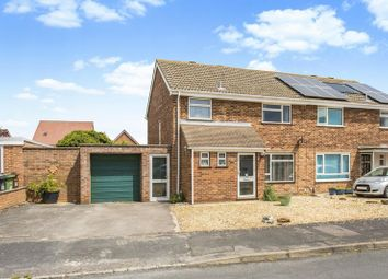 Thumbnail 3 bed semi-detached house for sale in North Drive, Grove, Wantage