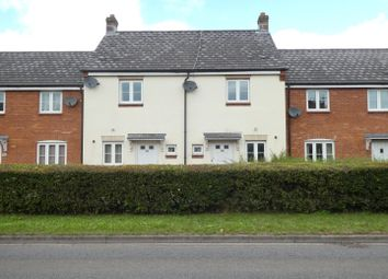 Thumbnail 2 bed terraced house to rent in Alsa Brook Meadow, Tiverton