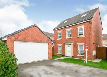 Thumbnail 4 bed detached house for sale in Atlas Way, Ellesmere Port, Cheshire