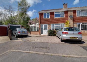 Thumbnail Semi-detached house for sale in Knights Crescent, Newent