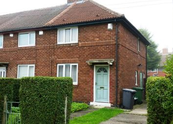 Thumbnail 2 bed end terrace house for sale in Crombie Avenue, Clifton, York