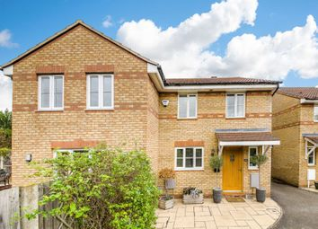 Thumbnail 4 bed detached house for sale in Chicksands Avenue, Monkston, Milton Keynes