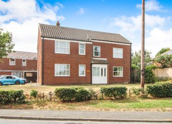 Thumbnail 4 bed detached house for sale in The Green, Cranswick, Driffield