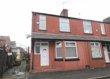 Thumbnail 3 bedroom end terrace house to rent in Claymore Street, Abbey Hey, Manchester