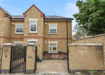 Thumbnail 3 bed town house for sale in Brackley Terrace, London