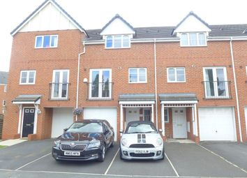 Thumbnail 4 bed town house for sale in Rivenmill Close, Widnes